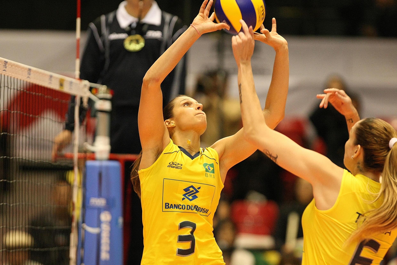 Seleção brasileira tem ainda mais duas chances de garantir vaga para Olímpiadas de Londres 2012.