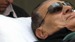 អតីតប្រធានាធិបតីអេហ្ស៊ីប Hosni Moubarak ប្រហែលជាស្លាប់ហើយនៅក្នុងមន្ទីរព្យាបាលរោគ នេះបើយោងតាមទីភ្នាក់ងារព័ត៌មានផ្លូវការMena