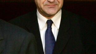 Roch-Olivier Maistre, le nouveau président du CSA, ici en 2005.
