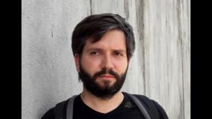 Исследователь Amnesty International Олег Козловский