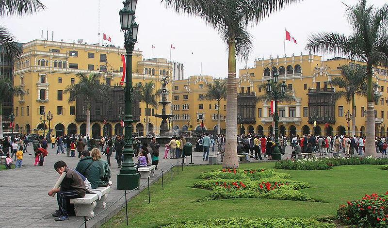 Lima, la capital peruana, tiene el aire más contaminado de Latinoamérica.