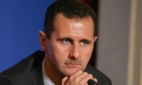 叙利亚总统阿萨德Bashar al-Assad