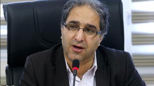 امیرمسعود شهرام نیا، مدیر عامل مؤسسه نمایشگاههای فرهنگی ایران