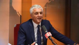 Hervé Morin sur RFI le 18 juillet 2018.