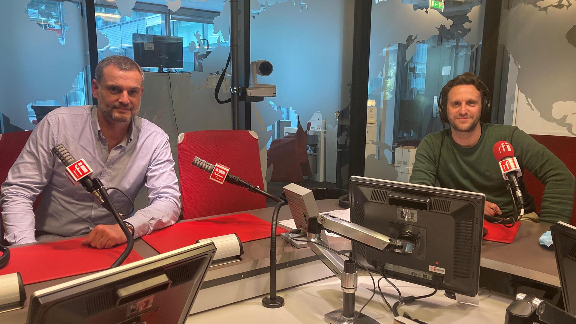 Bertrand Monnet - Adrien Delgrange - Journal Haiti Amériques 18 mai 2021