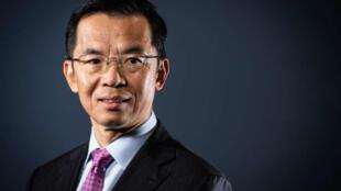 中国驻法国大使卢沙野
