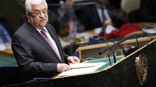 O presidente da Autoridade Palestina, Mahmoud Abbas, celebra, pela primeira vez nos últimos cinco anos, o aniversário de criação do Fatah na Faixa de Gaza..