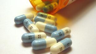 Prozac capsules