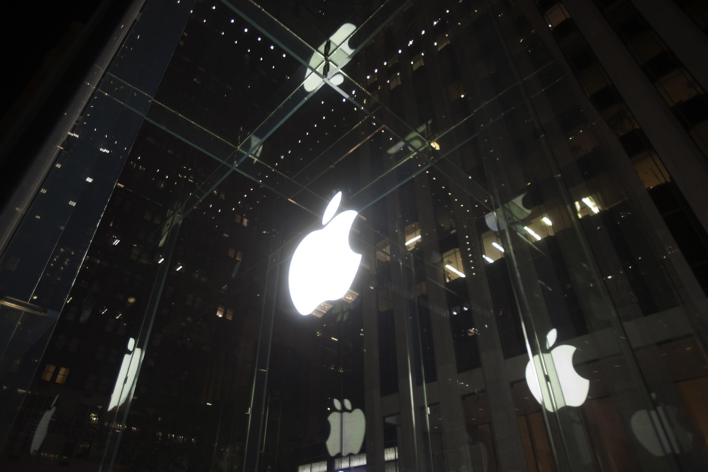 Apple Store en Nueva York.