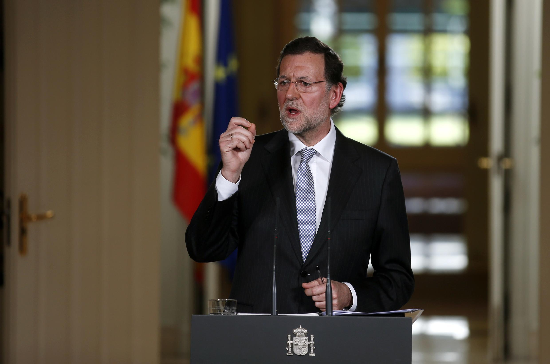 Mariano Rajoy lanzó hace pocos días un mensaje de optimismo al asegurar que pronto llegará el crecimiento.