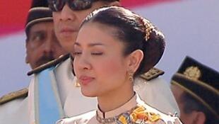 Công nương Srirasmi, phu nhân Thái tử Thái Lan Vajiralongkorn.