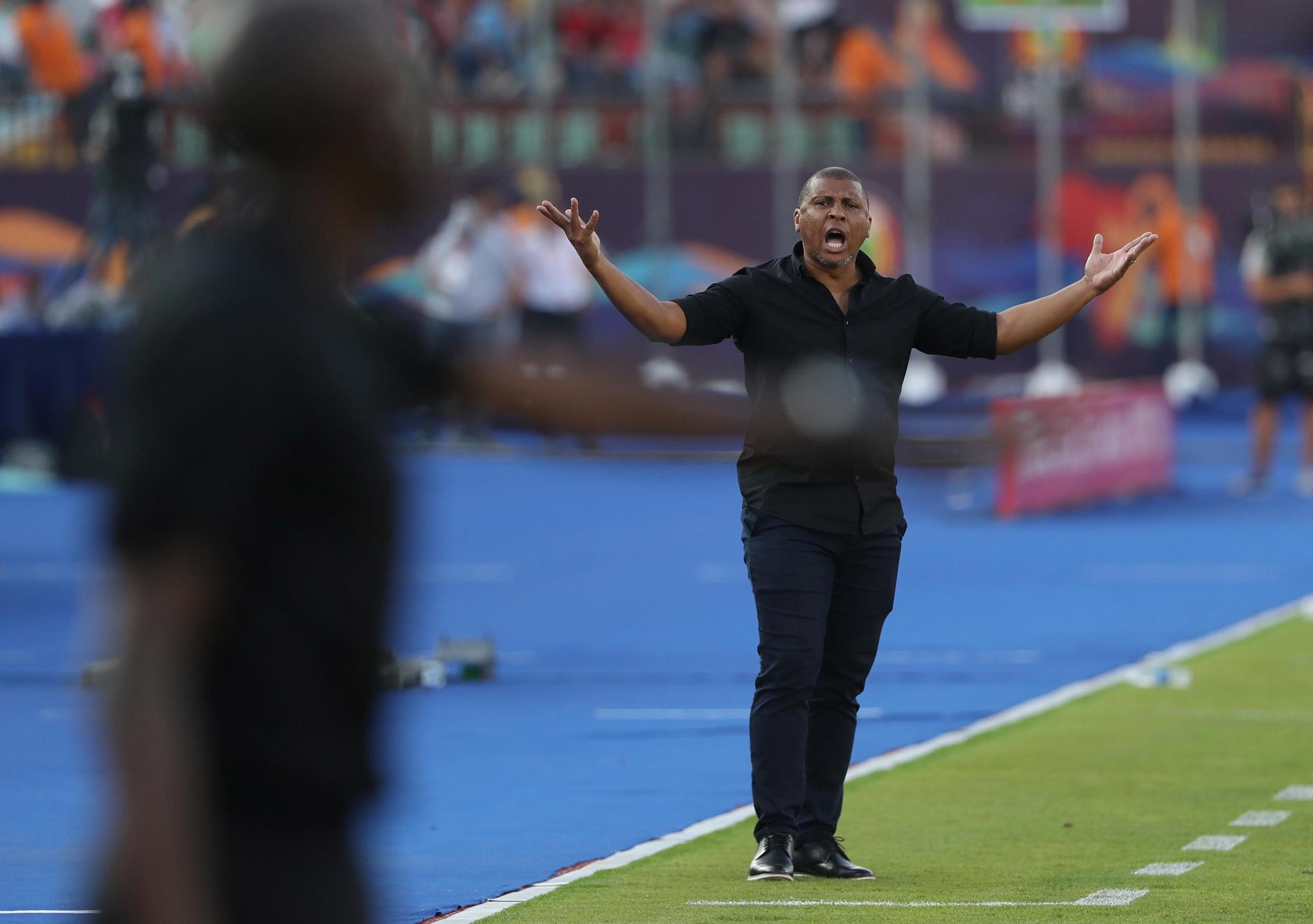 Ricardo Mannetti is steering Namibia's first venture at the Africa Cup of Nations since 2008.