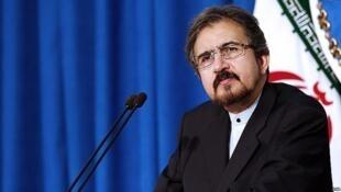 بهرام قاسمی، سخنگوی وزارت امور خارجهٔ جمهوری اسلامی