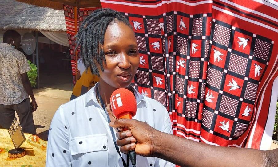 Loyara Sonia jeune cinéaste, Burkina Faso