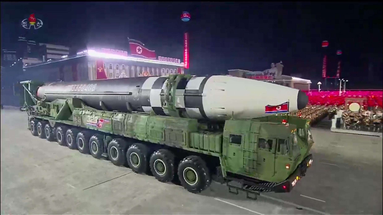S'il est fonctionnel, ce missile balistique intercontinental pourrait être le plus grand au monde