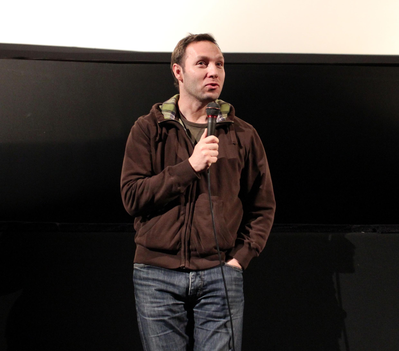 Михаил Сегал на встрече со зрителями в Париже