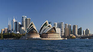 圖為悉尼景色
