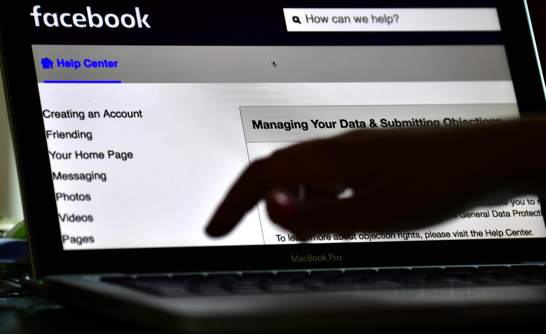 No es la primera vez que se ponen en línea datos masivos de cuentas de Facebook, la principal red social mundial con casi 2.800 millones de usuarios mensuales