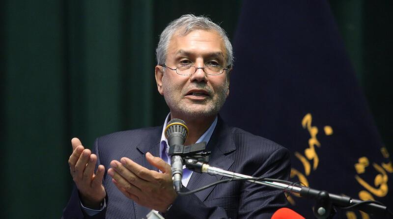 علی ربیعی، وزیر کار
