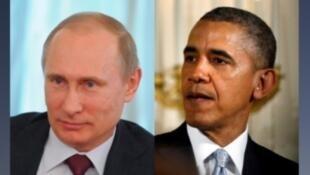 Putine - Obama