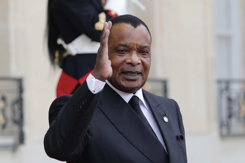 PHOTO Denis Sassou-Nguesso - 30 septembre 2019
