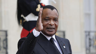 PHOTO Denis Sassou-Nguesso - 30 septembre 2019