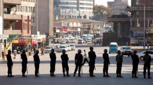 L'opposition a appeler à manifester ce vendredi alors que le gouvernement zimbabwéen a prévenu qu'aucun rassemblement ne sera toléré (image d'illustration)