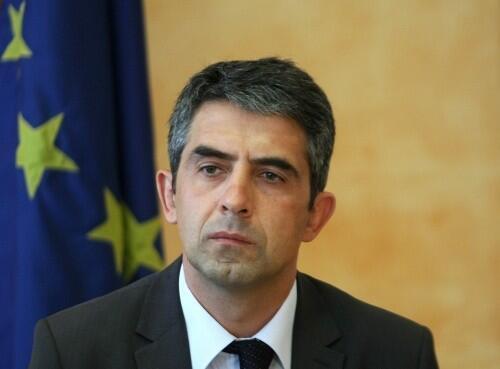 Tổng thống Bulgari Rossen Plevneliev