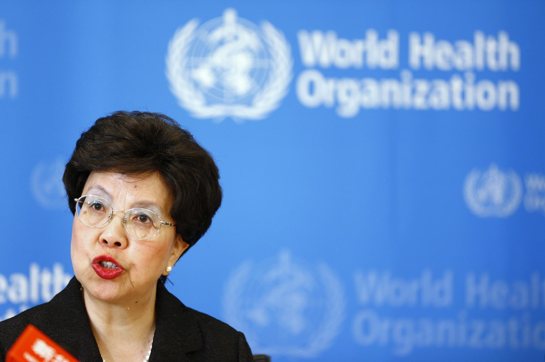Margaret Chan, Babban Jami'ar Hukumar WHO da ke aikin cutar Ebola a Afrika