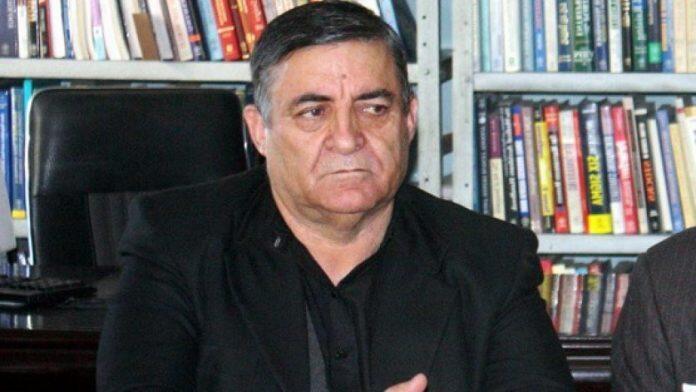 احمد سعیدی، کارشناس سیاسی و استاد دانشگاه در افغانستان