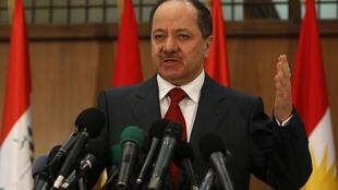 Massoud Barzani, le président des Kurdes d'Irak, est reçu en grande pompe ce samedi 16 novembre par Recep Tayyip Erdogan.