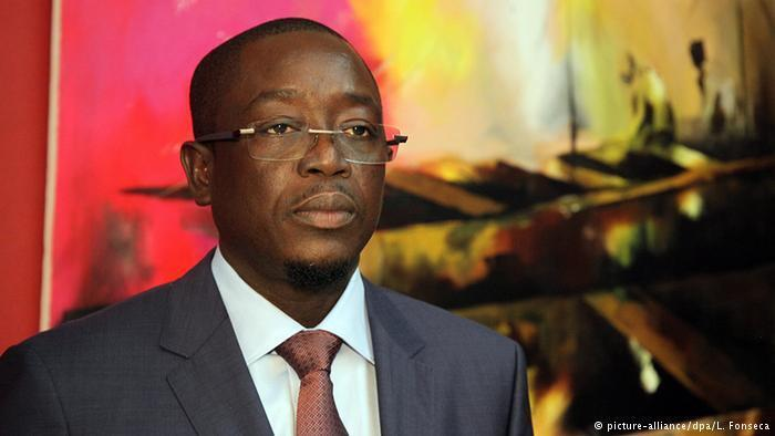 Primeiro-ministro guineense Baciro Djá