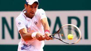 Novak Djokovic mchezaji nambari moja wa mchezo wa Tennes