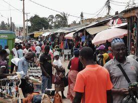 mercado de Pemba