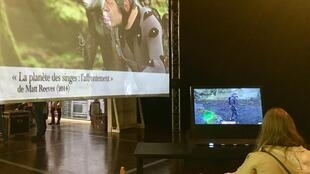 Ejemplo del uso de la técnica 'motion capture' en la película 'La guerra del planeta de los simios'.