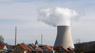 A Alemanha é um dos cinco países que mais produzem energia a partir de la tecnologia atômica.