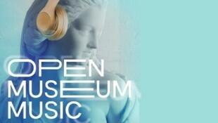 L'Open Museum Music invite le public à écouter la musique des œuvres.
