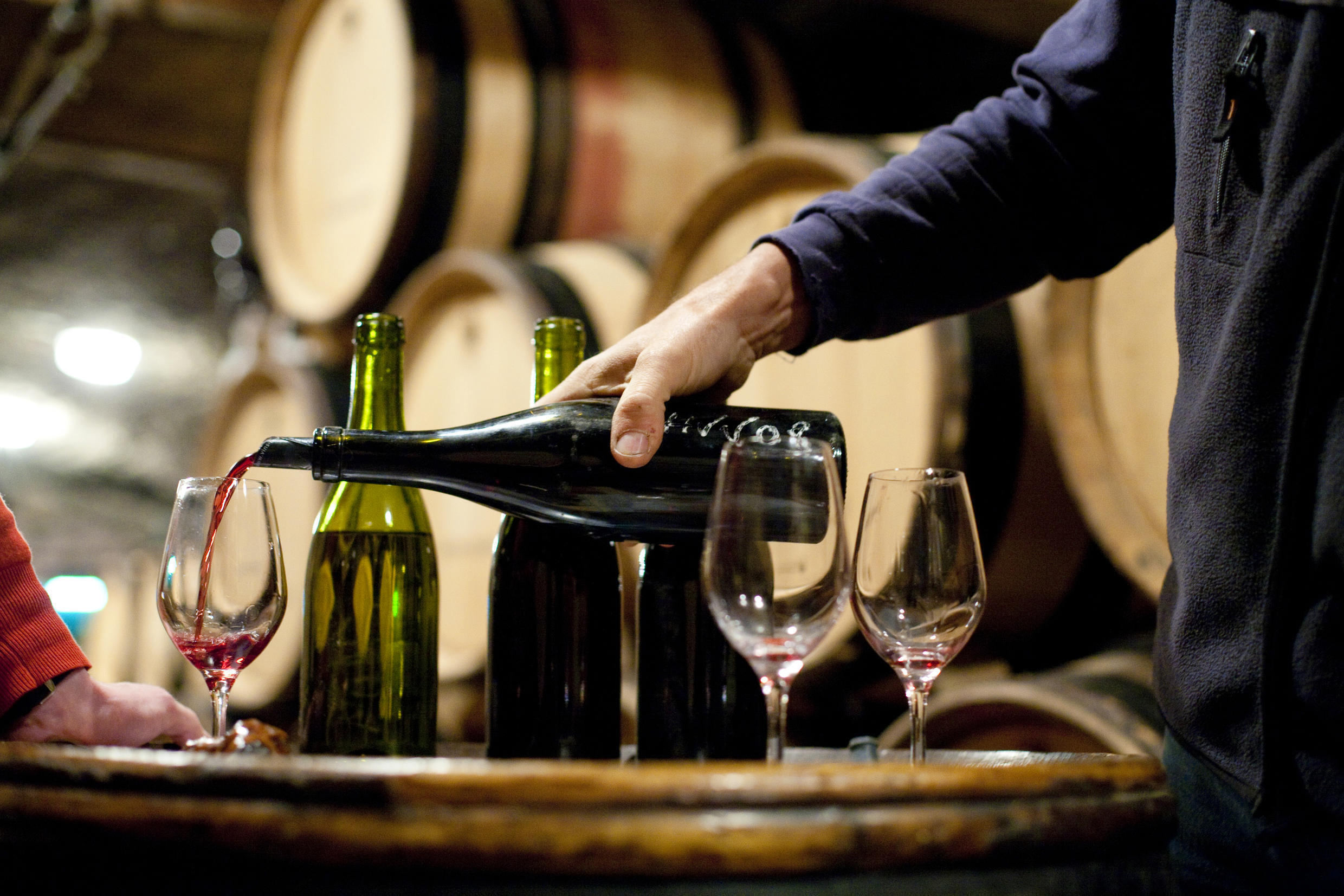 Burgundy wine takes top three places in world rankings of most expensive wine