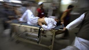 L'attentat de Charsadda (Pakistan) a, une fois de plus, touché la population civile.