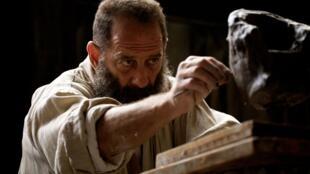 "Vincent Lindon es ""Rodin"" en la película de Jacques Doillon."