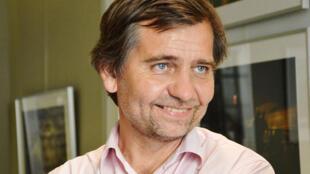 Sebastien Velut, géographe, professeur à l'Institut des hautes études de l'Amérique latine.