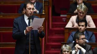 France - François Jolivet - Député - 000_13P039