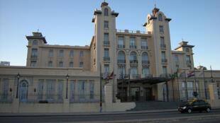 Sede do Mercosul em Montevidéo, no Uruguai.