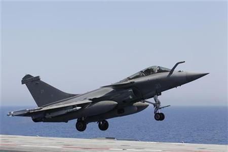 L'Egypte deviendrait alors le premier client du Rafale français à l'étranger.