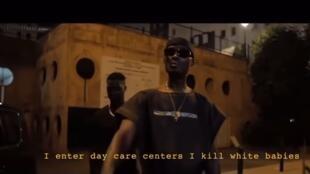 """Captura de pantalla del video """"PLB"""" de Nick Conrad."""