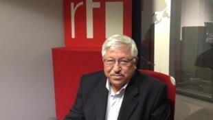 کریم پاکزاد، پژوهشگر در مرکز مطالعات روابط بین الملل در پاریس