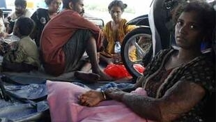 Sri Lankan refugees head to Christmas Island