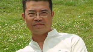 O dissidente Chen Xi, sentenciado nesta segunda-feira pelo governo chinês a 10 anos de prisão por subversão.