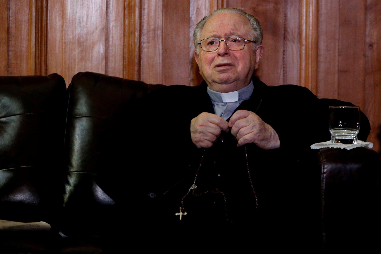 El exsacerdote chileno Fernando Karadima fue condenado por el Vaticano por abusos sexuales en 2011.