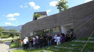 El Museo Casa de la Memoria de Medellín.